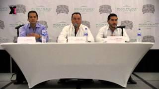 Rueda de Prensa: Creedence en Cancun