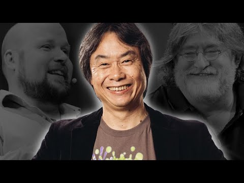 10 People Who Changed The Video Game Industry Forever