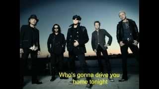 Drive Scorpions