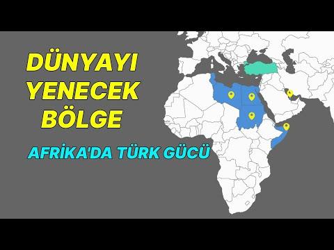 Türkiye'nin Dünyayı Yönetecek Planı: Afrika Üsleri