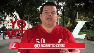 Roberto Ortiz Senado 50