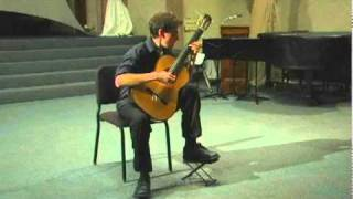 Paganini 5th Caprice