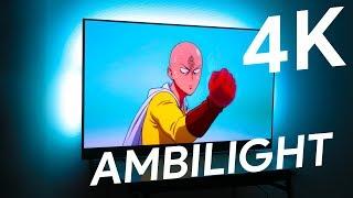 Vidéo-Test : Je test un ecran 4K AMBILIGHT