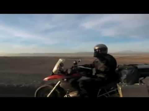 video Iran and Pakistan part 2 from 3 Holland to Nepal on BMW R1200GS motorbike wide notxt