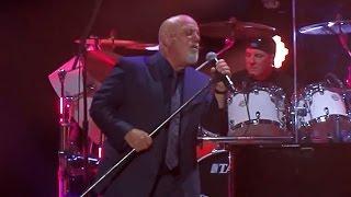 Billy Joel Sings 'Uptown Girl' to Christie Brinkley in Concert