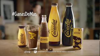 Cacaolat GanasDeMas 20 / Publicidad Cacaolat / Anuncio TV Cacaolat / Commercial Cacaolat