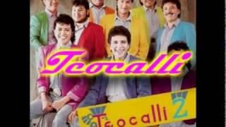 Grupo Teocalli-Nadie me vera llorar