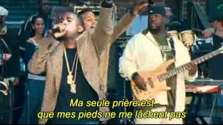 kan molo kanye west - jesus walk with me live vostfr