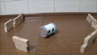 3D Printed Object Avoiding Arduino 'Can' Robot