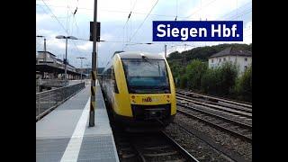 Trainspotting 2018 - Siegen Hbf