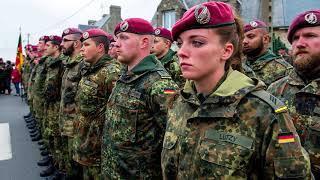 German Military March - Erika Organ Cover