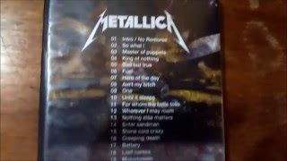 METALLICA full album READING FESTIVAL