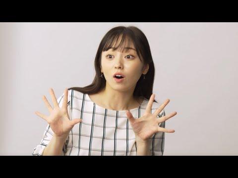 今泉佑唯、お茶目なポーズに大テレ CM撮影にドキドキ「緊張する」