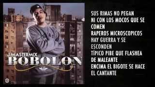 J Mastermix   Bobolón Audio