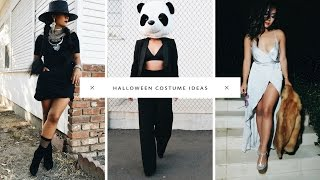 Halloween Costume Ideas: BEYONCE FORMATION, THE GET DOWN 70s DISCO, DESIIGNER PANDA COSTUMES
