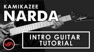 Narda - Kamikazee INTRO Tutorial Rock Version (WITH TAB)