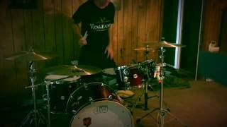 Green Day Youngblood drum cover DW SJC drums