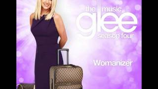 Glee - Womanizer (Britney Spears Cover) Full Version