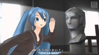 (Vocaloid 3) Rolling girl - Español (Hatsune Miku Append Solid)