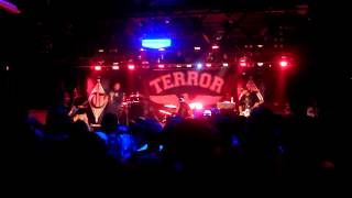 Terror, @ Impericon Never Say Die Tour, Sala Razzmatazz 2, Barcelona