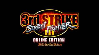Street Fighter III: Third Strike Online Edition - Knock You Out (Menu Remix)