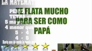 """""""NOSSA NOSSA (no salimos campeones)""""  Grupo: LOS SIN TIERRA"""