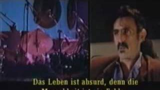 Frank Zappa on Mankind