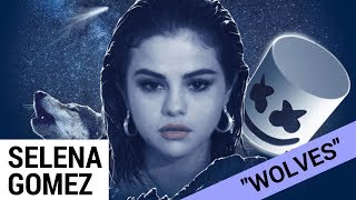 Selena Gomez Drops 'Wolves' After Hanging w/ Justin Bieber