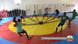 Functional Training in Africa by Ivan Ivanov Founder of Suples Training Systems