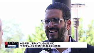 Hablamos con Armando Llechu, CAO del Hospital Infantil Golisano