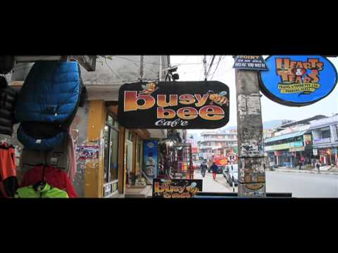 ^MuniMeter.com – Lakeside, Pokhara – Busy Bee Cafe