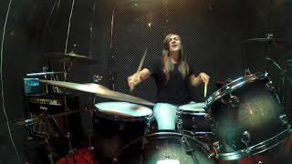 Stereo hearts. Gym Class Heroes. Drum cover by Leire Colomo