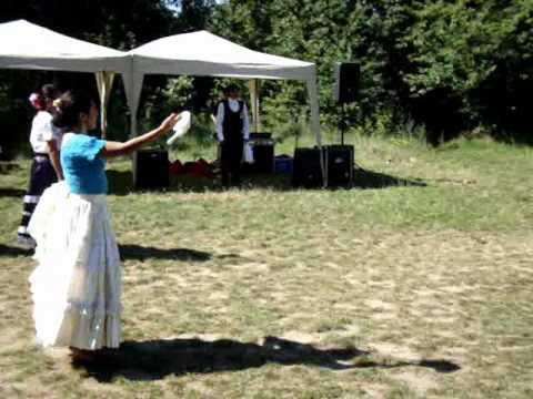 Danse traditionnelle Amerique du Sud au Stade Pershing / Vincennes