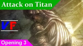 Attack on Titan - Opening 3 - V.F. - Parodie