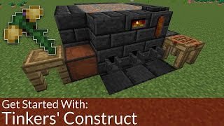 How to build a smeltery in tinkers construct videos / InfiniTube