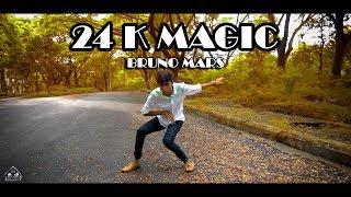 Bruno Mars-24K Magic  |  #THE UNKNOWNS JAMSHEDPUR  |  2017