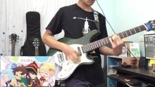 KonoSuba! 2 OP Guitar cover by Vissanuwat