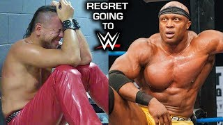 10 Wrestlers Who Regret Going to WWE - Bobby Lashley, Shinsuke Nakamura & more