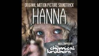 Hanna Soundtrack-Chemical Brothers-Hanna Vs Marissa