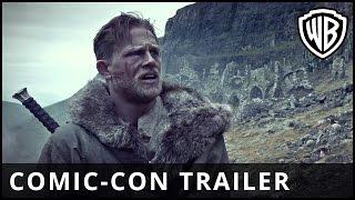 King Arthur: Legend of the Sword - Comic-Con Trailer - Warner Bros. UK