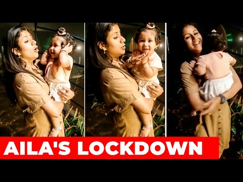 🔴VIDEO: Alya Manasa & Aila-வின் சேட்டைகள் | Raja Rani, Sandy Master | Vijay TV | Lockdown Atrocities