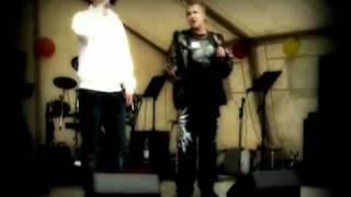 Mojo und Hate-One aus WELVER Kolping Rapauftritt