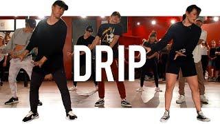 Luke James - Drip | Choreography With Ian Eastwood