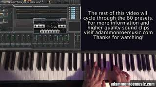free download Friday: Synth1 VA synth VST(win and mac)