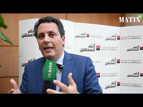 Video : Société Générale Maroc entame une nouvelle phase de développement