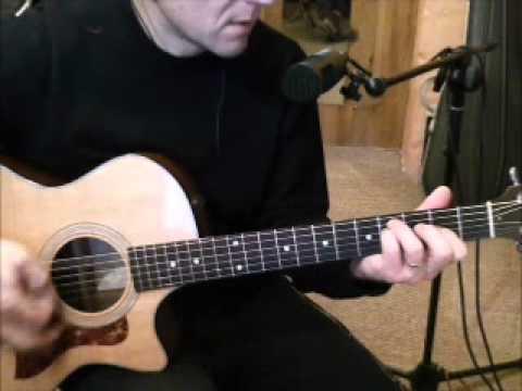 Comment jouer C'est écrit de Francis Cabrel à la guitare
