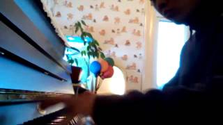 Piano Battle Chopin Waltz (Cover)