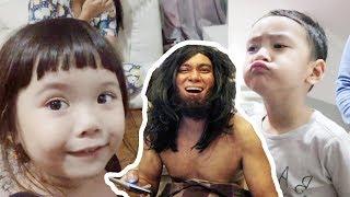 TARZAN BERTEMU GEMPI DAN RAFATHAR !!! I LOVE U MY SON RAFATHAR !!!!!!