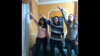 Just Dance 4-on the floor