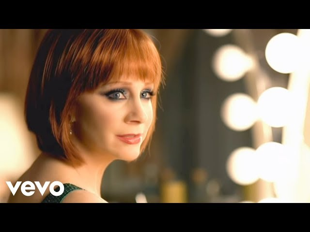 Vídeo de la canción Because of You de Reba McEntire